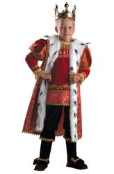 Новогодние костюмы - Король Королевич