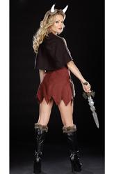 Грим для лица - Королева викингов