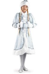 Грим для лица - Королевская Снегурочка