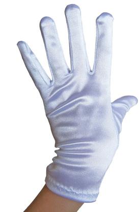 Короткие перчатки для костюмов