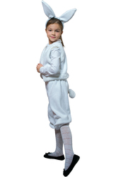 Костюмы для девочек - Юная зайчиха