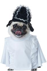 Костюмы для собак - Необычная невеста