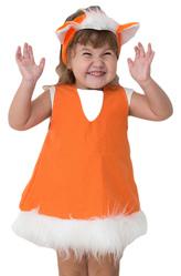 Костюмы для малышей - Маленький лисенок