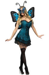 Бабочки и Пчелки - Милая бабочка
