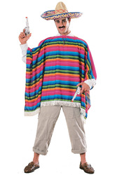 Национальные - Костюм Озорной мексиканец
