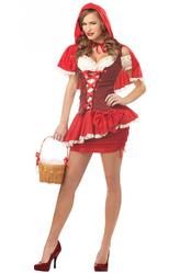 Красные шапочки - Наивная Красная шапочка