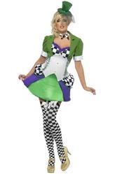 Сказочные персонажи - Веселая мисс Шляпница