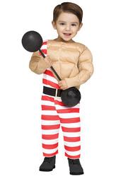 Костюмы для малышей - Малыш мускулист
