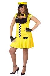 Униформа - Задорная таксистка плюс