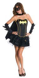 Супергерои - Девушка бэтгерл