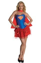 Супермен - Костюм Прекрасная супергерл
