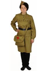 Военные и Милитари - Смелая военная медсестра
