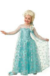 Принцессы - Костюм Малышка Эльза