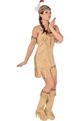 Ковбои и Индейцы - Костюм Симпатичная индейская принцесса