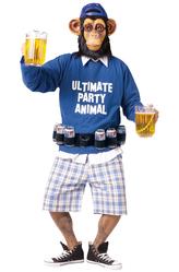 Животные и зверушки - Костюм Пьющий шимпанзе