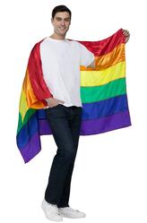 Национальные - Большой радужный флаг