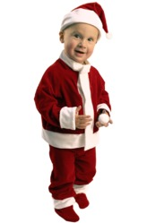 Костюмы для малышей - Костюм Малыш Санта