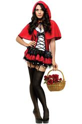 Красные шапочки - Костюм Чуткая Красная Шапочка