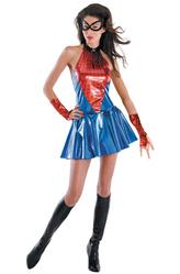Супергерои - Красотка Спайдер-вумен