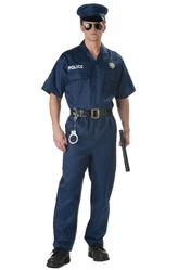 Полицейские и копы - Костюм Серьезный полицейский