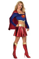 Супермен - Костюм Красотка суперменша