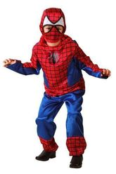 Человек паук - Костюм Маленький Спайдермен