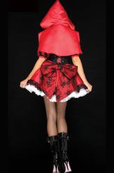 Красные шапочки - Красная шапочка-милашка