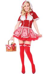 Красные шапочки - Красная шапочка-модница