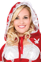 День поцелуя - Красная шапочка-модница
