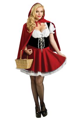 Красная шапочка Путешественница