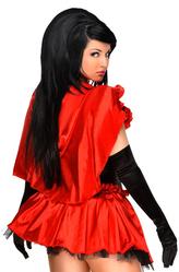 Красные шапочки - Красная шапочка в черном