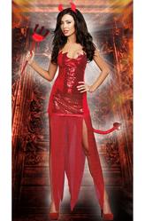 Для костюмов - Красный дьявол