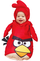 Костюмы для малышей - Крошка ангри бердс