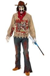 Зомби и Призраки - Костюм Кровавый ковбой