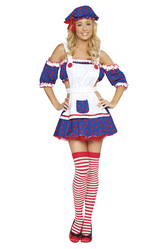 Парики и шляпы - Кукла-кухарка