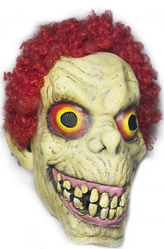 Латексные маски - Маска Ужасный зубастик