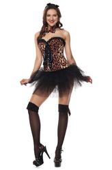 Зайчики и Кошки - Леопард Люкс