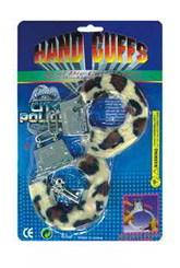 Ковбои и Индейцы - Леопардовые наручники