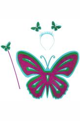 Платья для девочек - Лесная бабочка