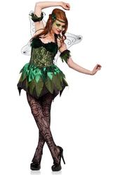 Ресницы и линзы - Лесная фея
