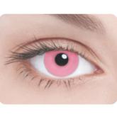 Чертики и Демоны - Линзы Розовый глаз