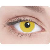 Сказочные персонажи - Линзы Желтый глаз