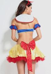 Для костюмов - Лучезарная белоснежка