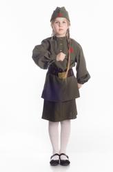 Костюмы для девочек - Маленькая боевая подруга