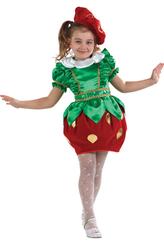 Фрукты и ягоды - Костюм Маленькая клубничка