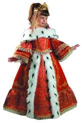 Принцессы - Костюм Маленькая королева