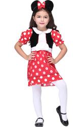 Детские костюмы - Маленькая Минни