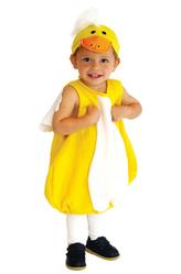 Костюмы для малышей - Маленькая уточка