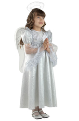 Костюмы для девочек - Маленький ангелочек