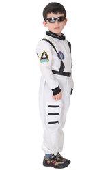 Костюмы для мальчиков - Маленький астронавт белый